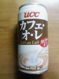 UCCカフェ・オ・レ カロリーオフ